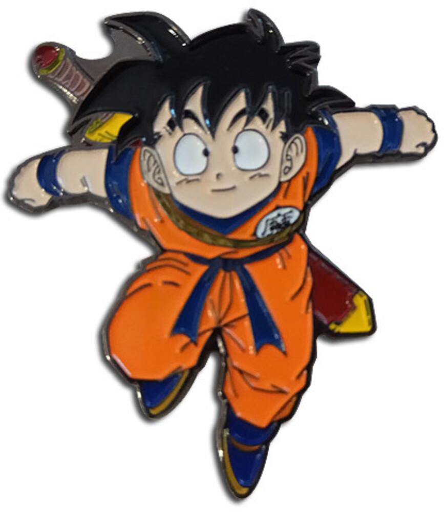 Dragon Ball Z Gohan Enamel Pin - Dragon Ball Z Gohan Enamel Pin (Clcb) (Mult) (Pin)
