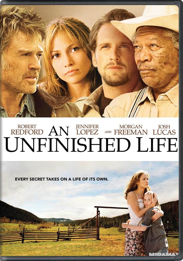 - An Unfinished Life / (Ac3 Amar Dol Dub Sub Ws)