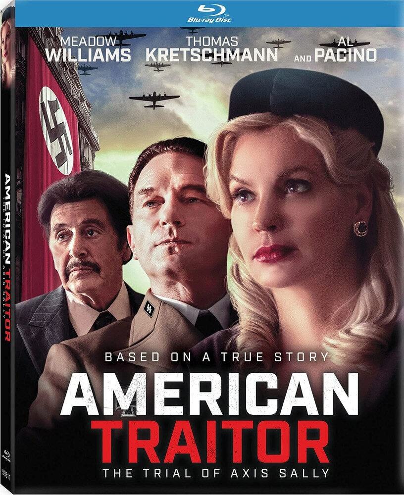 - American Traitor: Trial Of Axis Sally