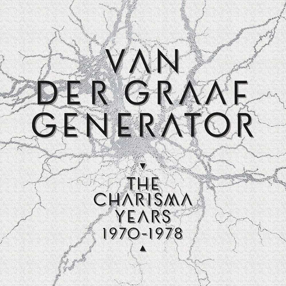 Van Der Graaf Generator - Charisma Years (Box) (Uk)