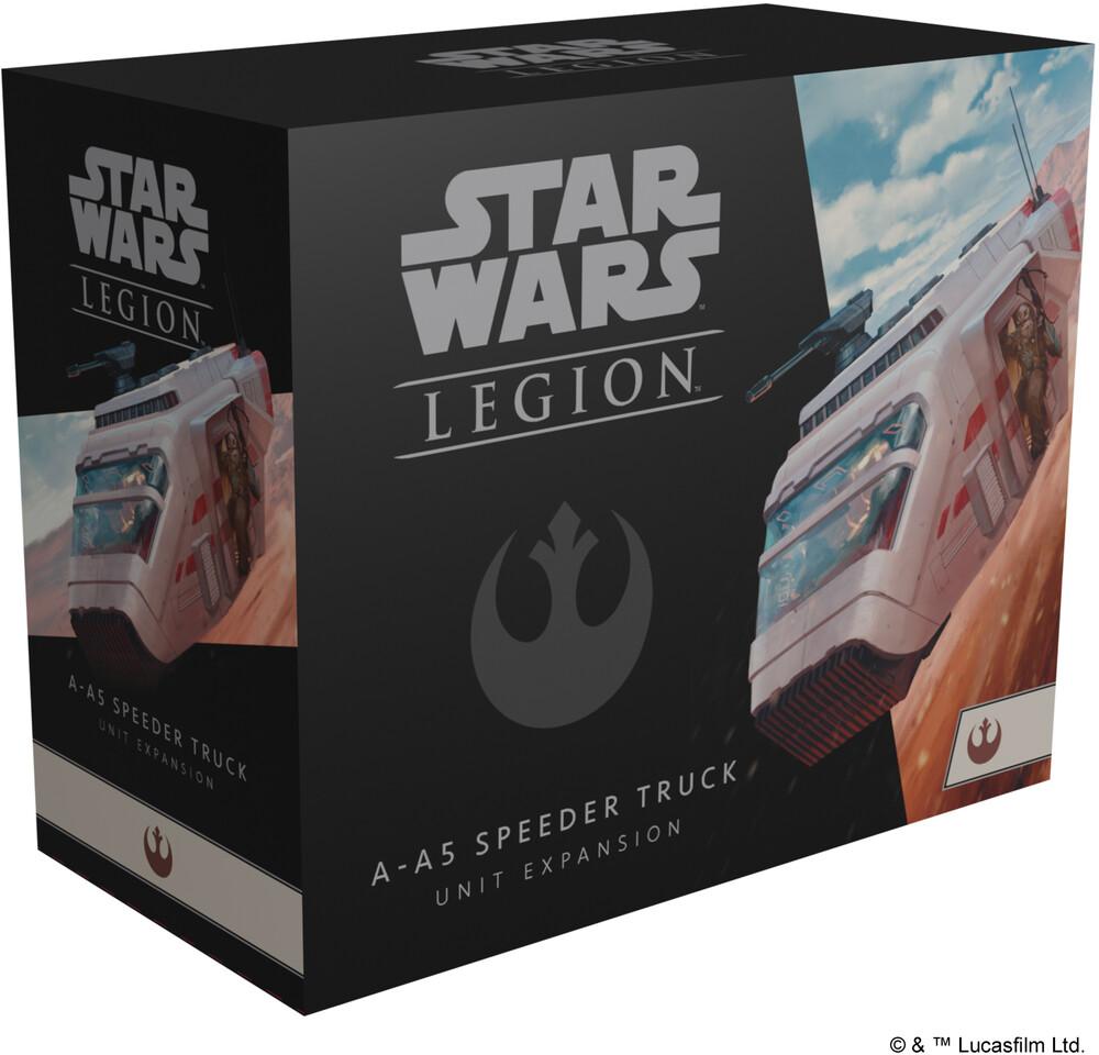 Star Wars Legion a-a5 Speeder Truck Unit Expansion - Star Wars Legion A-A5 Speeder Truck Unit Expansion