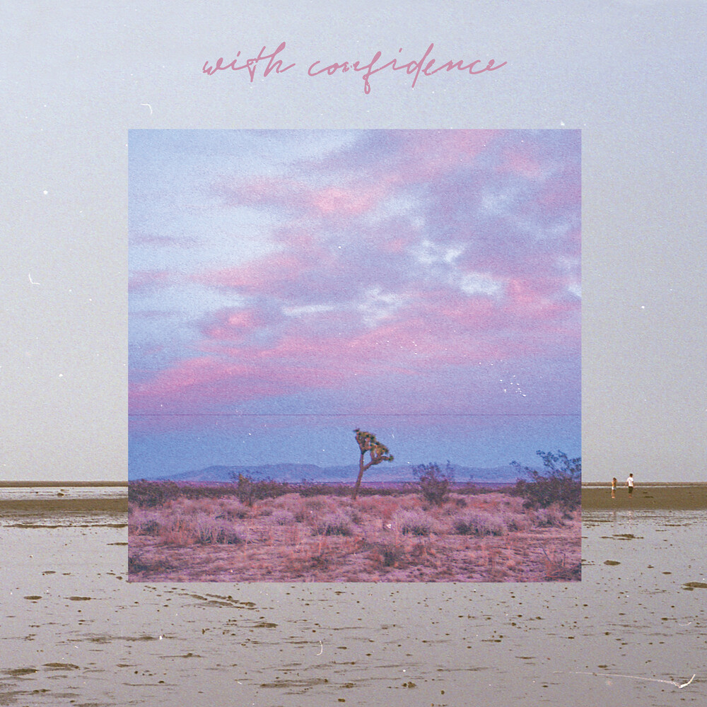 With Confidence - With Confidence [Indie Exclusive] (Translucent Blue Vinyl)