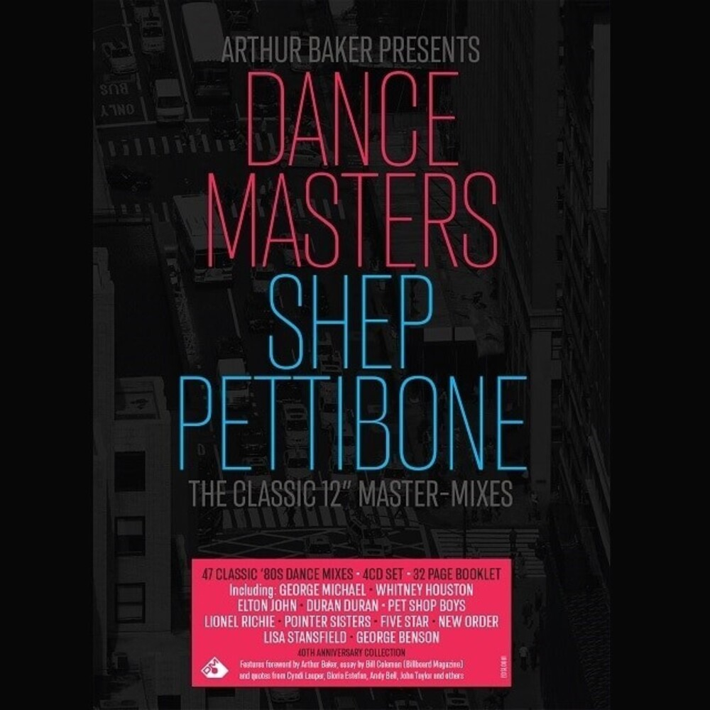Shep Pettibone Master-Mixes / Various - Shep Pettibone Master-Mixes / Various (Uk)