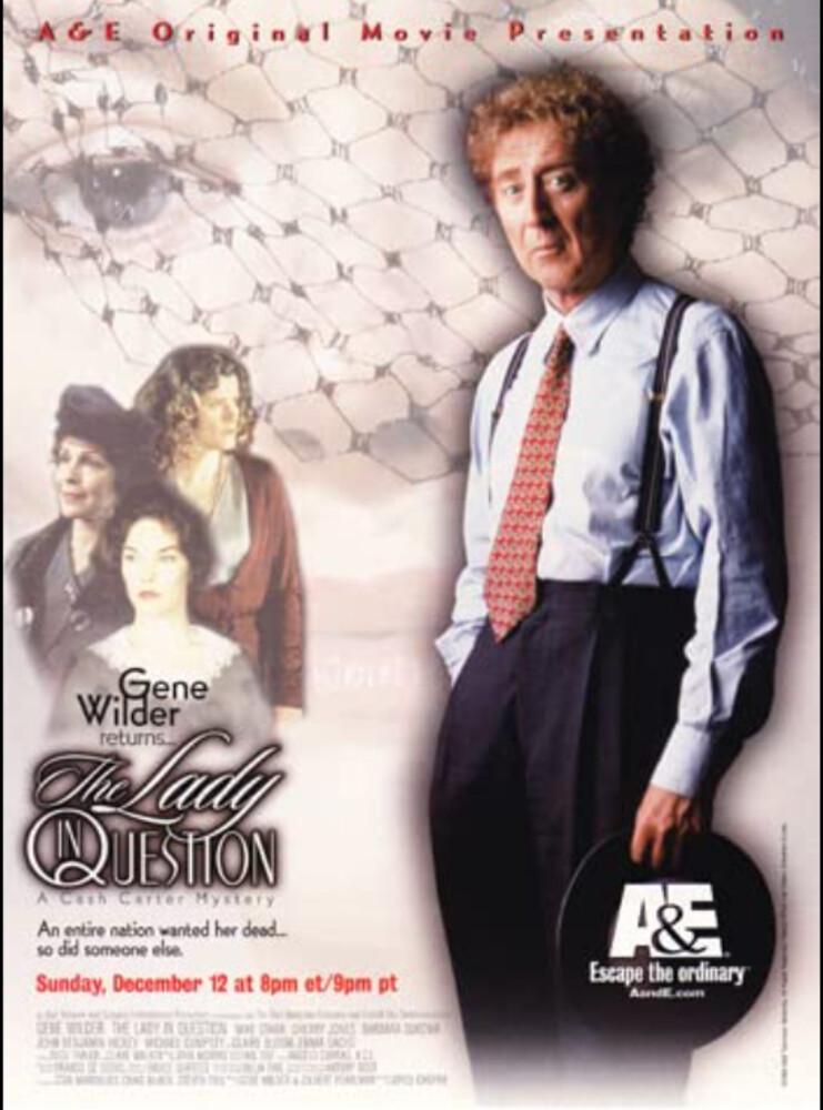 A&E Original Movie: Lady in Question - a Cash - A&E Original Movie: Lady In Question - A Cash