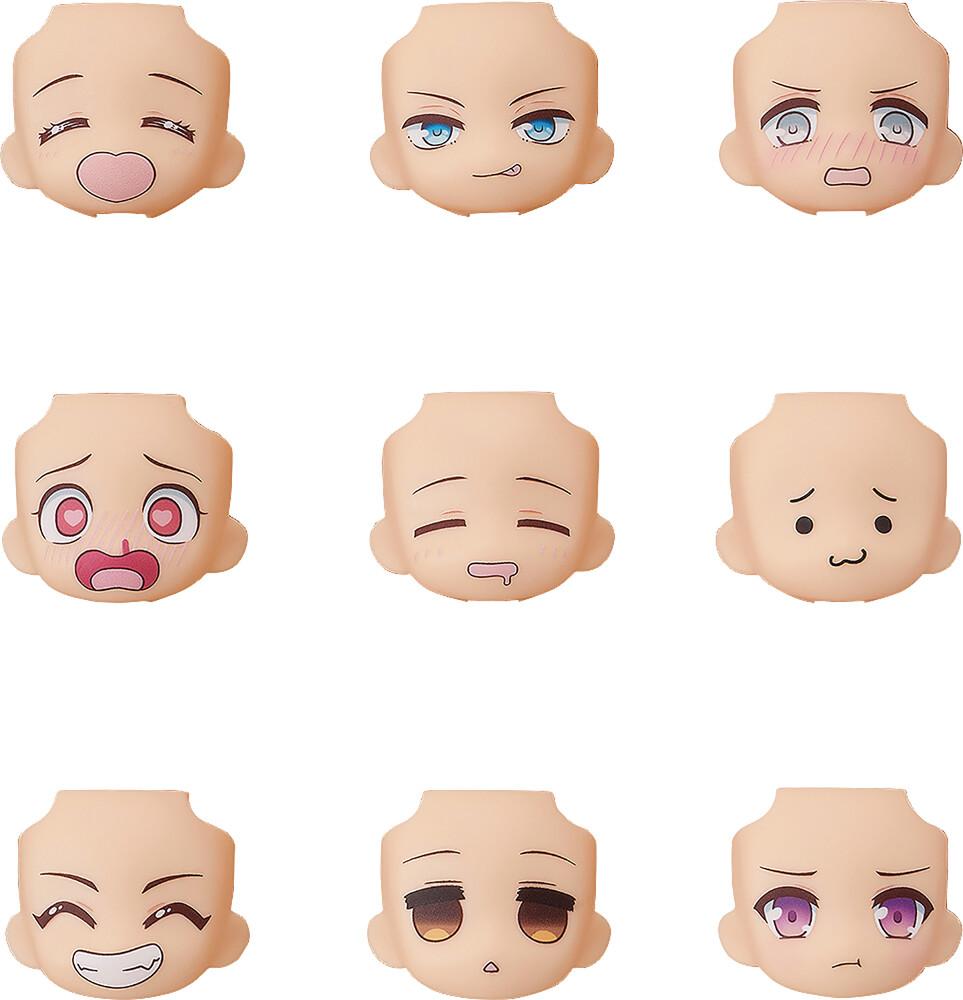 - Nendoroid More Face Swap Good Smile Selection 9pc