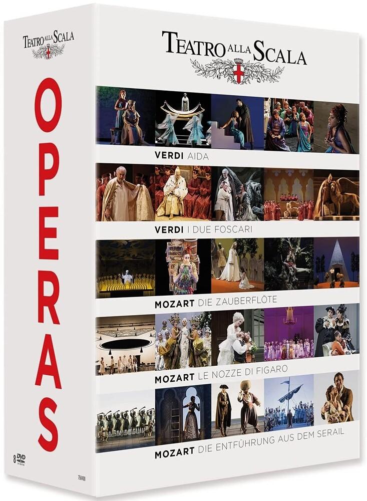 - Teatro Alla Scala Opera Box (8pc)