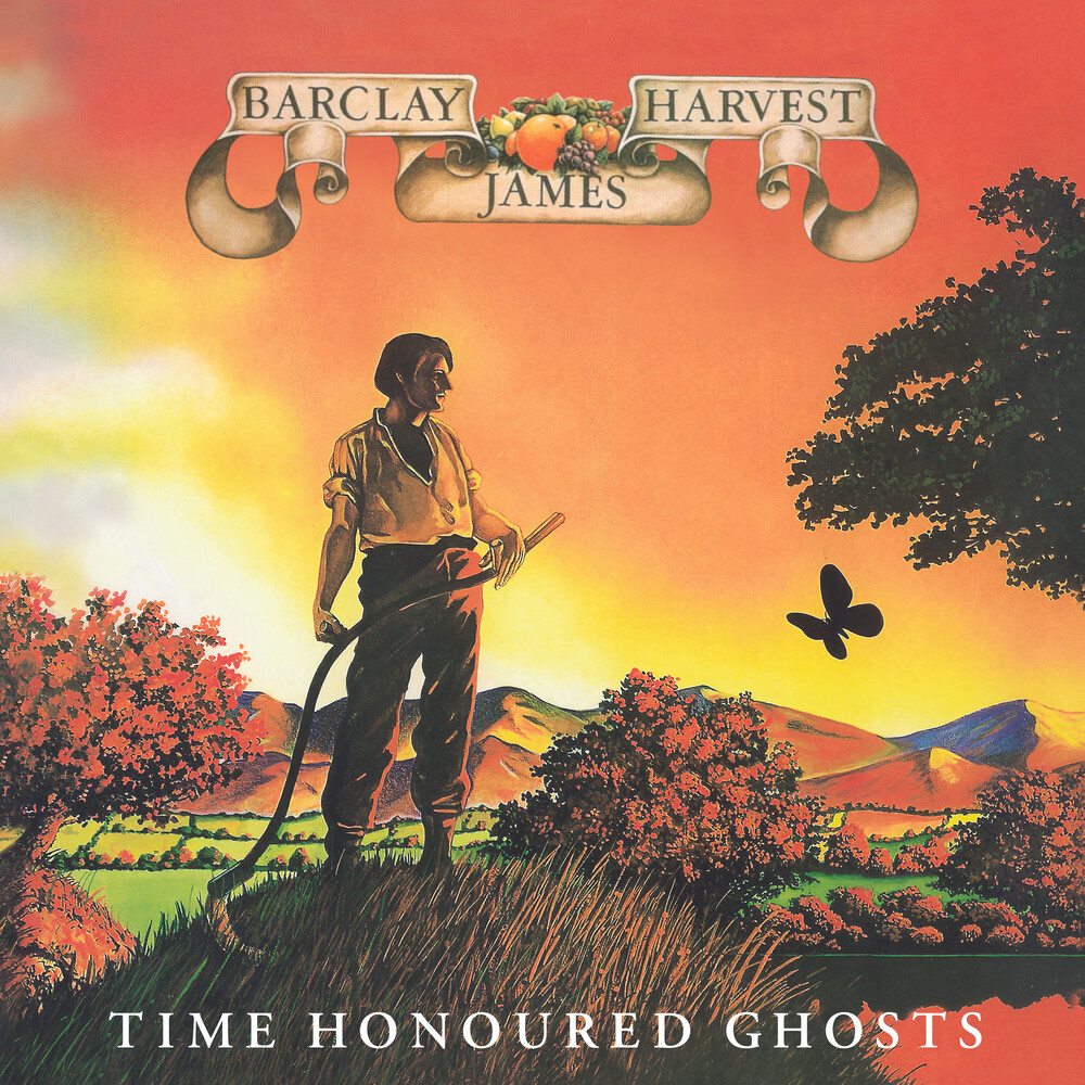 Barclay James Harvest - Time Honoured Ghosts (W/Dvd) (Ntr0) (Uk)