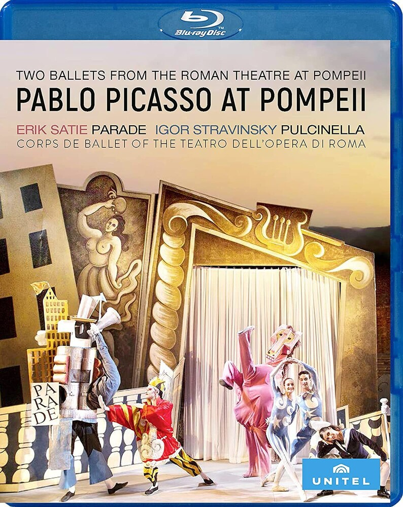 Pablo Picasso at Pompeii: Two Ballets From the - Pablo Picasso At Pompeii: Two Ballets From The