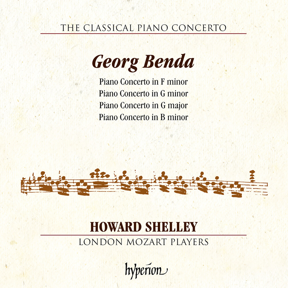Howard Shelley  / London Mozart Players - The Classical Piano Concerto Vol. 8