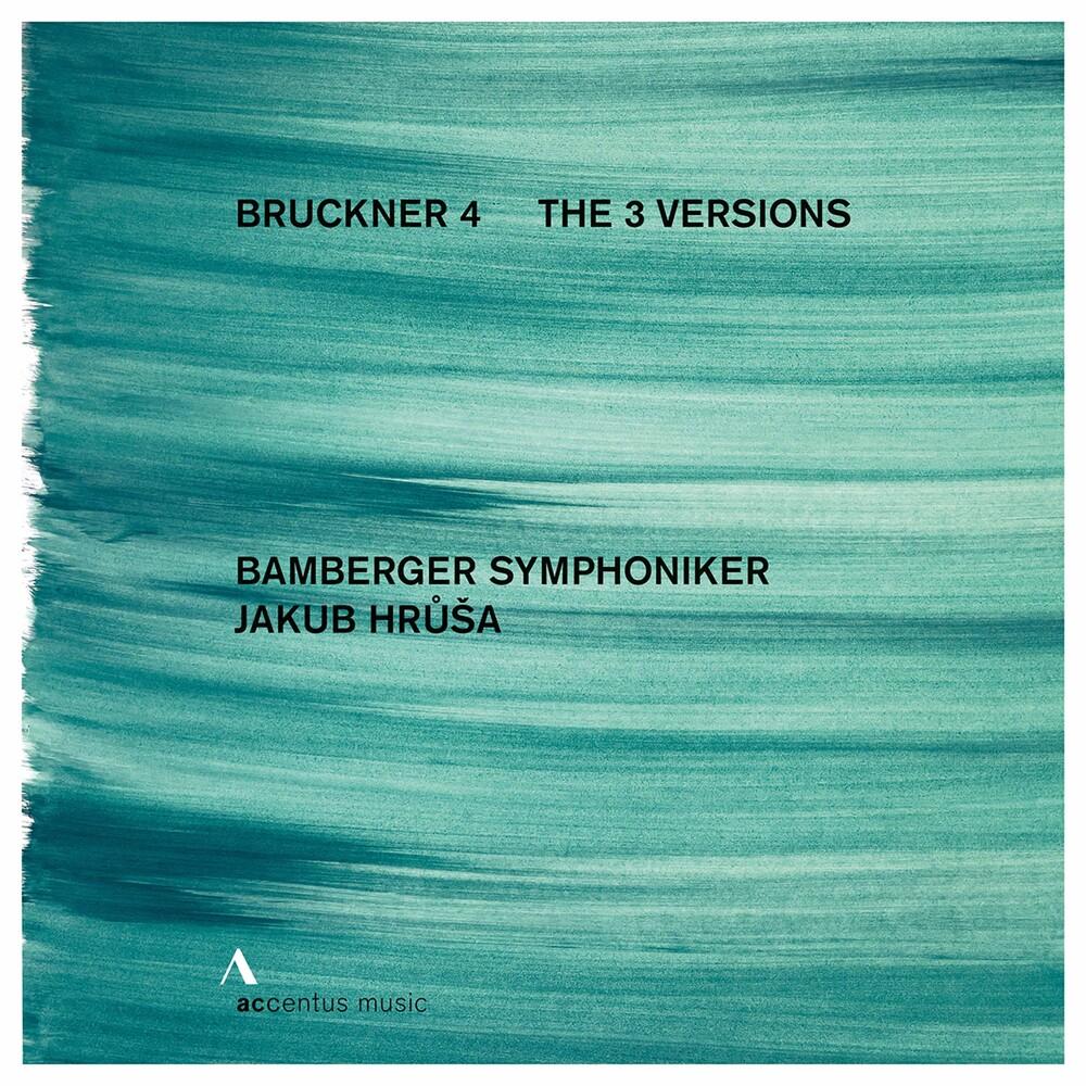 Bruckner / Bamberger Symphoniker / Hrusa - Symphony 4 (4pk)