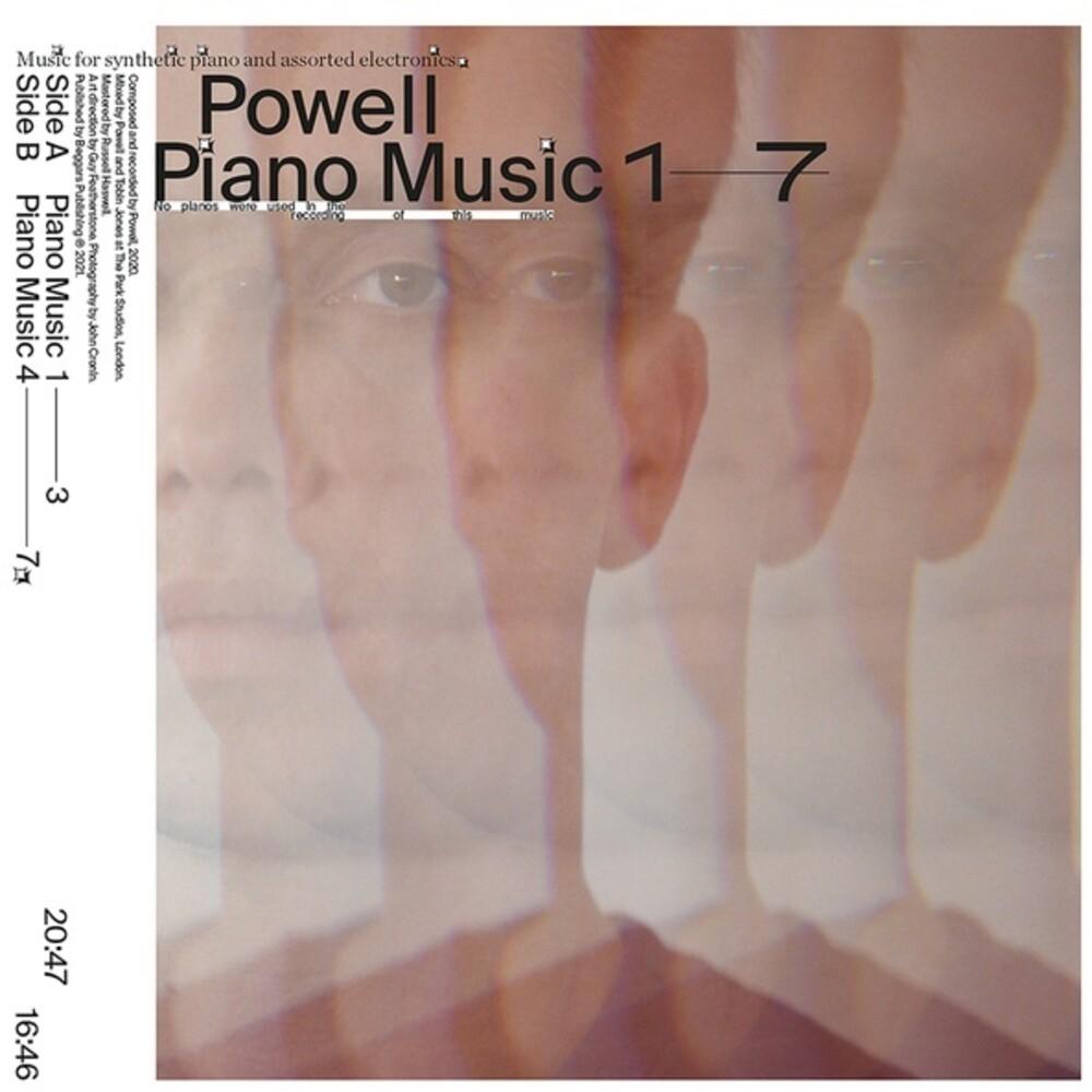 Powell - Piano Music 1-7