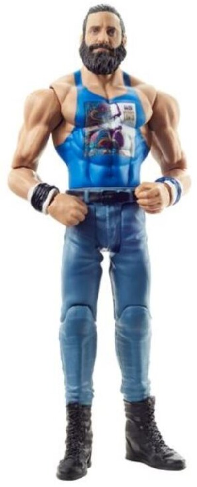 WWE - Wwe Basic Figure Elias (Afig) (Clcb)