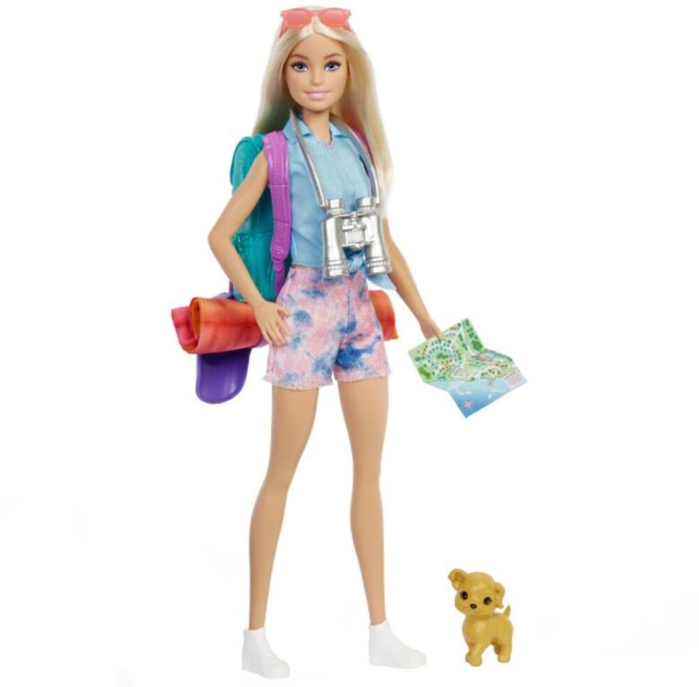 Barbie - Barbie Family Camping Malibu Doll (Papd)