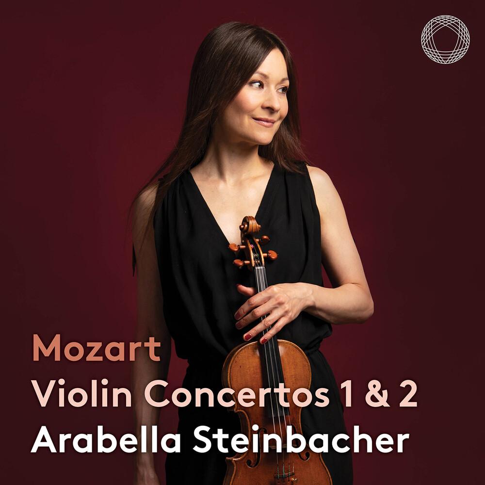 Mozart / Steinbacher - Violin Concertos 1 & 2