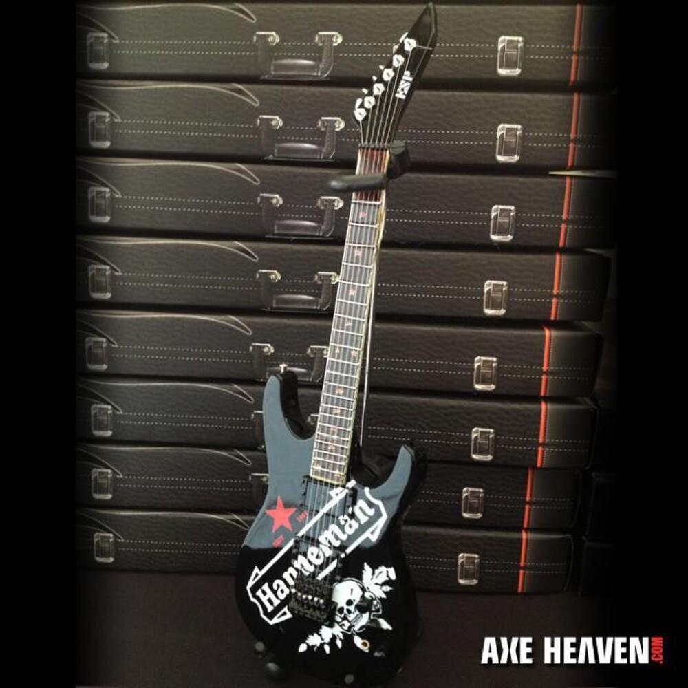 Jeff Hanneman Slayer Red Star Mini Guitar - Jeff Hanneman Slayer Red Star Mini Guitar (Clcb)