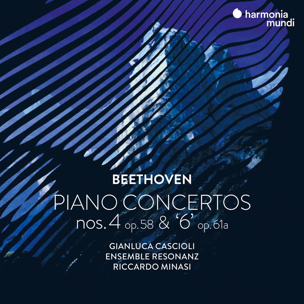 Ensemble Resonanz - Beethoven: Piano Concertos Nos.4 & 6