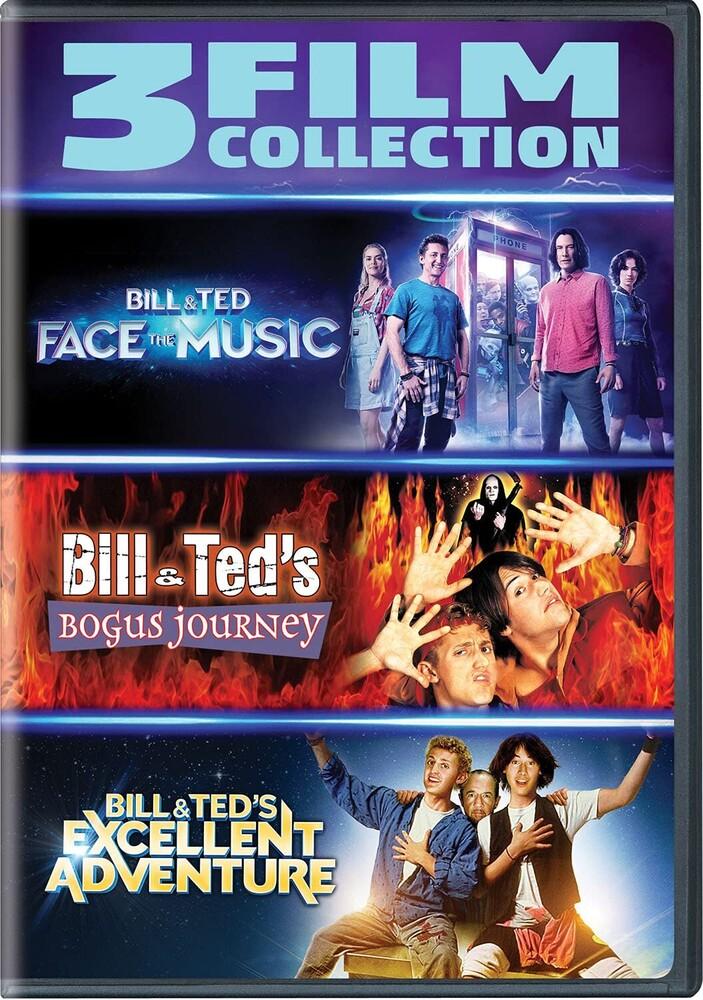 Bill & Ted 3-Film Collection - Bill & Ted: 3-Film Collection