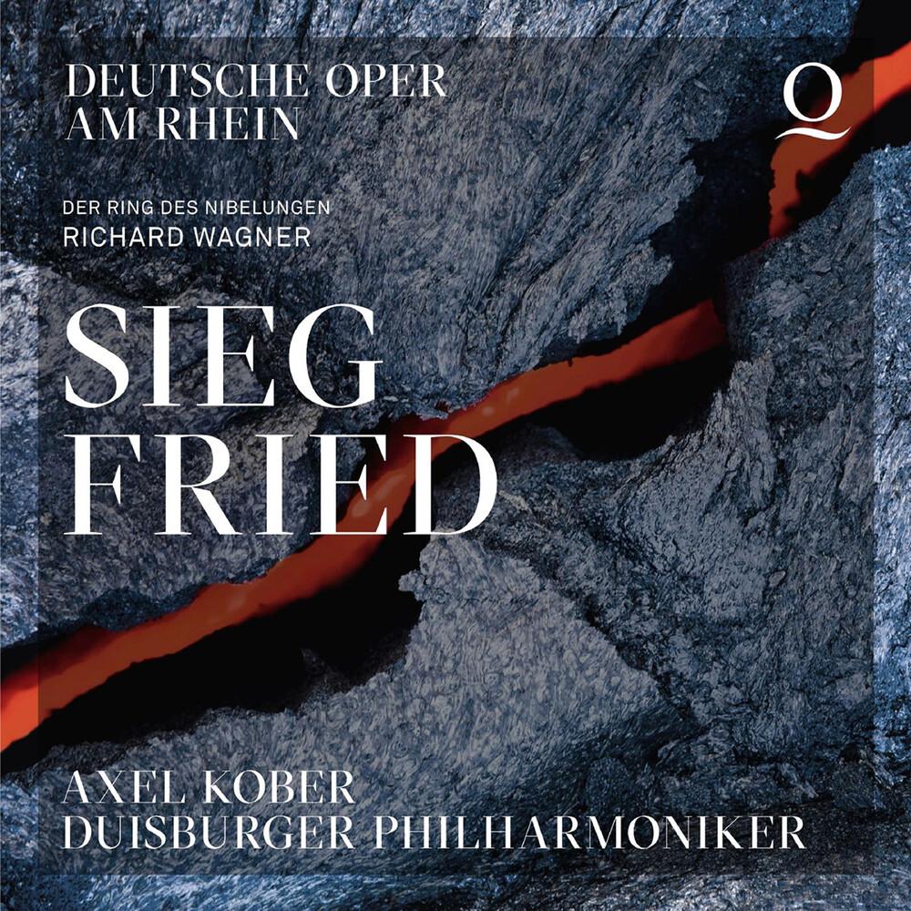 Wagner / Welch / Kober - Siegfried (3pk)