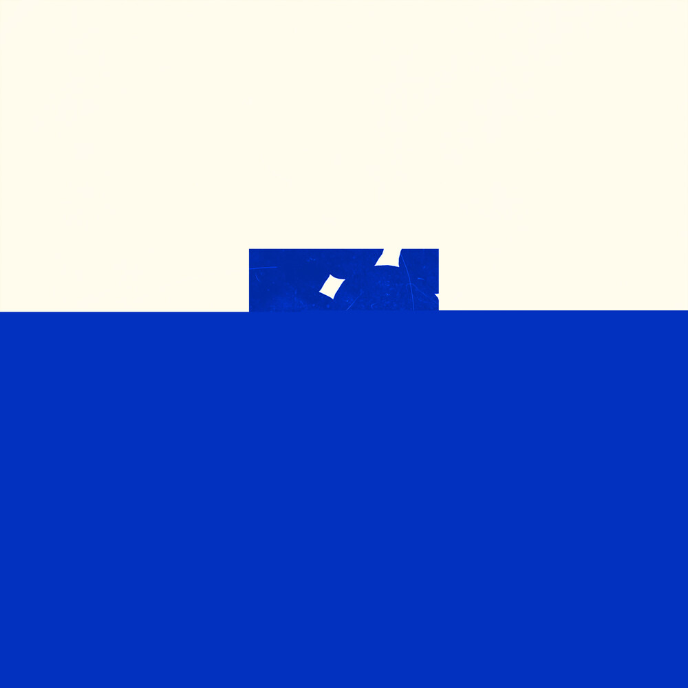 Geographer - Down & Out In The Garden Of Earthly [Royal Blue LP]