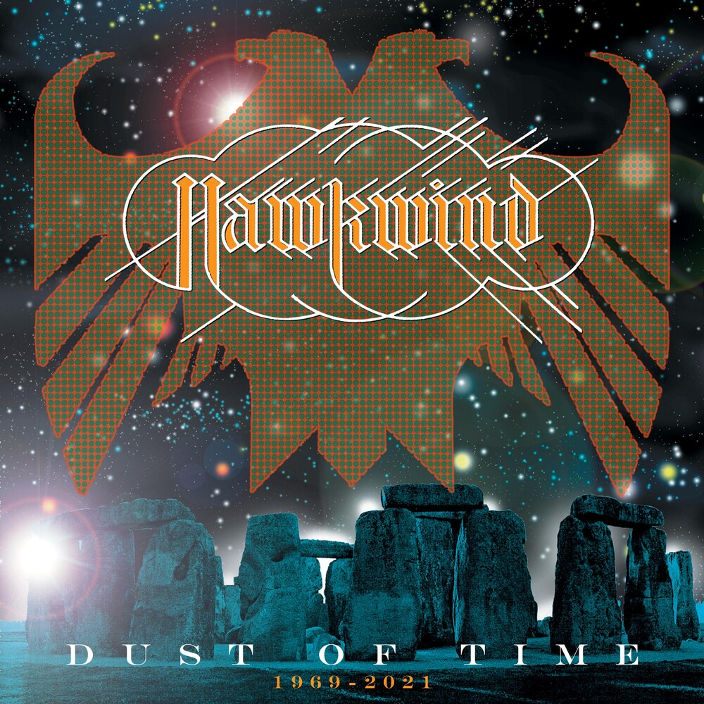 Hawkwind - Dust Of Time: An Anthology (Uk)