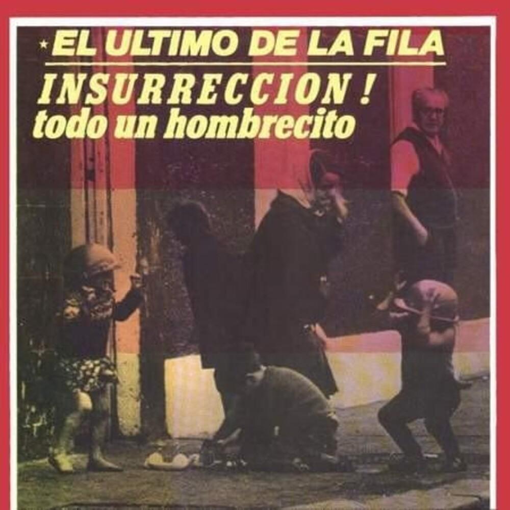 El Ultimo De La Fila - Enemigos De Lo Ajeno + Insurreccion (CD+7-inch Vinyl)