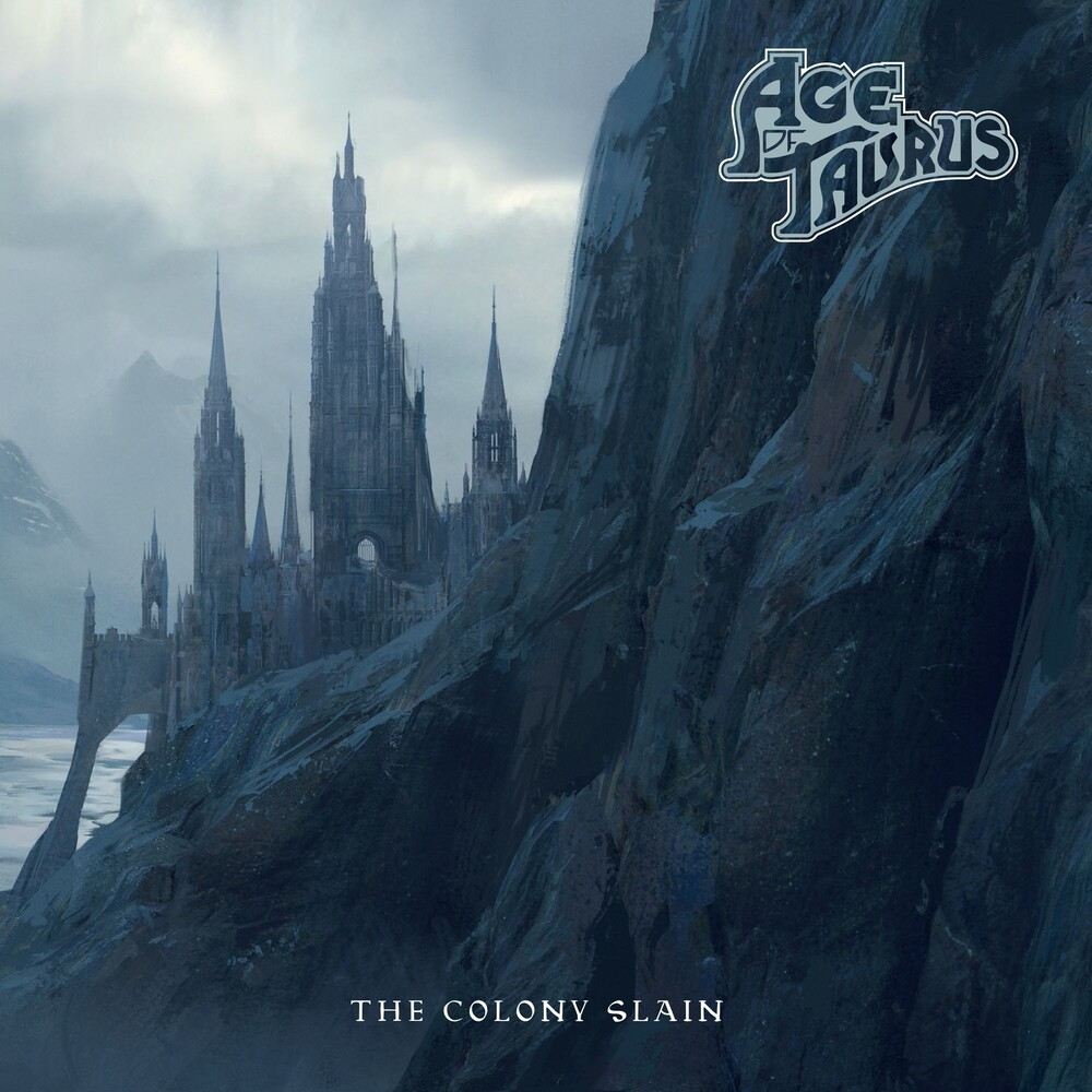 Age Of Taurus - The Colony Slain [LP]