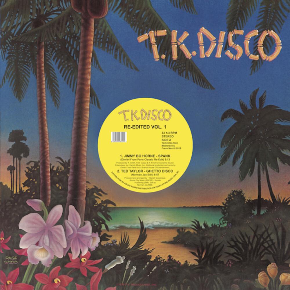 Re-Edited Volume 1 / Various - T.k. Disco: Re-edited Vol. 1 / Various