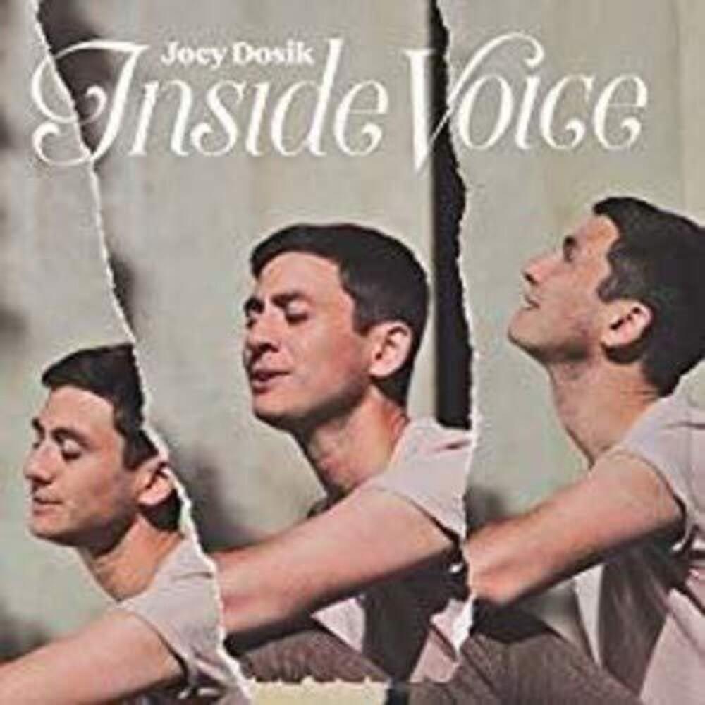 Joey Dosik - Inside Voice [Import LP]