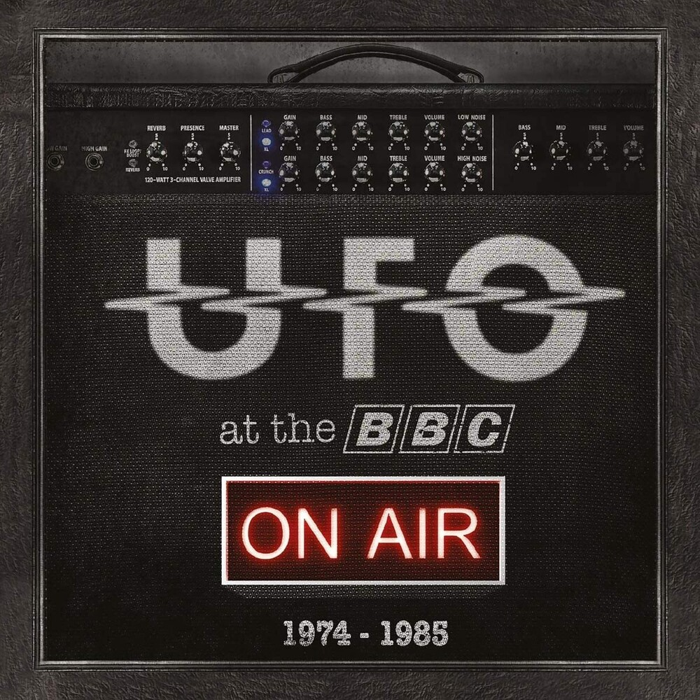 UFO - On Air: At The Bbc 1974-1985