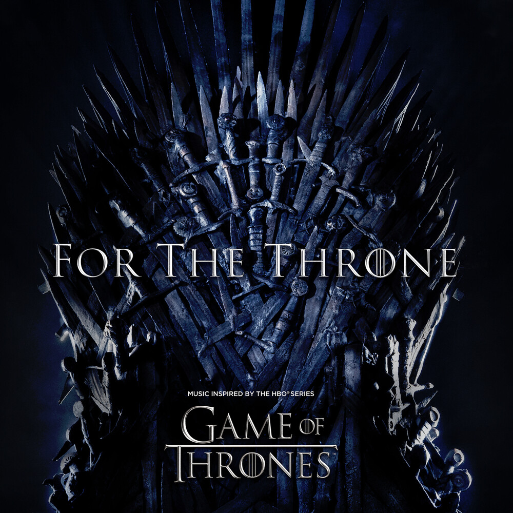 Various Artists - For The Throne: Music Inspired By Game Of Thrones [LP]