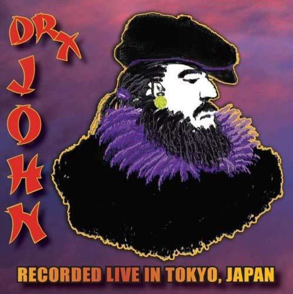 Dr. John - Live In Tokyo