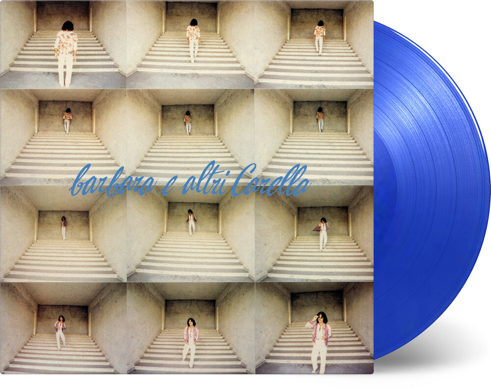 Enzo Carella - Barbara E Altri Carella (Blue) [Colored Vinyl] (Gate) [Limited Edition]