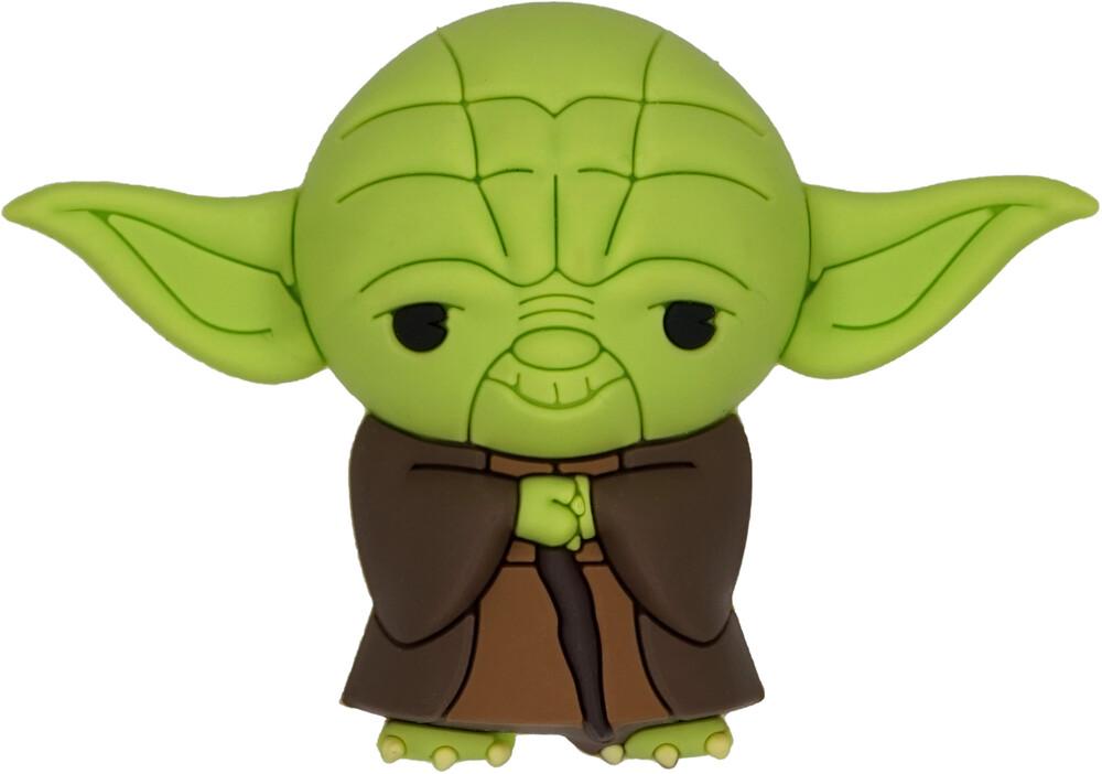 Yoda 3D Foam Magnet - Yoda 3D Foam Magnet