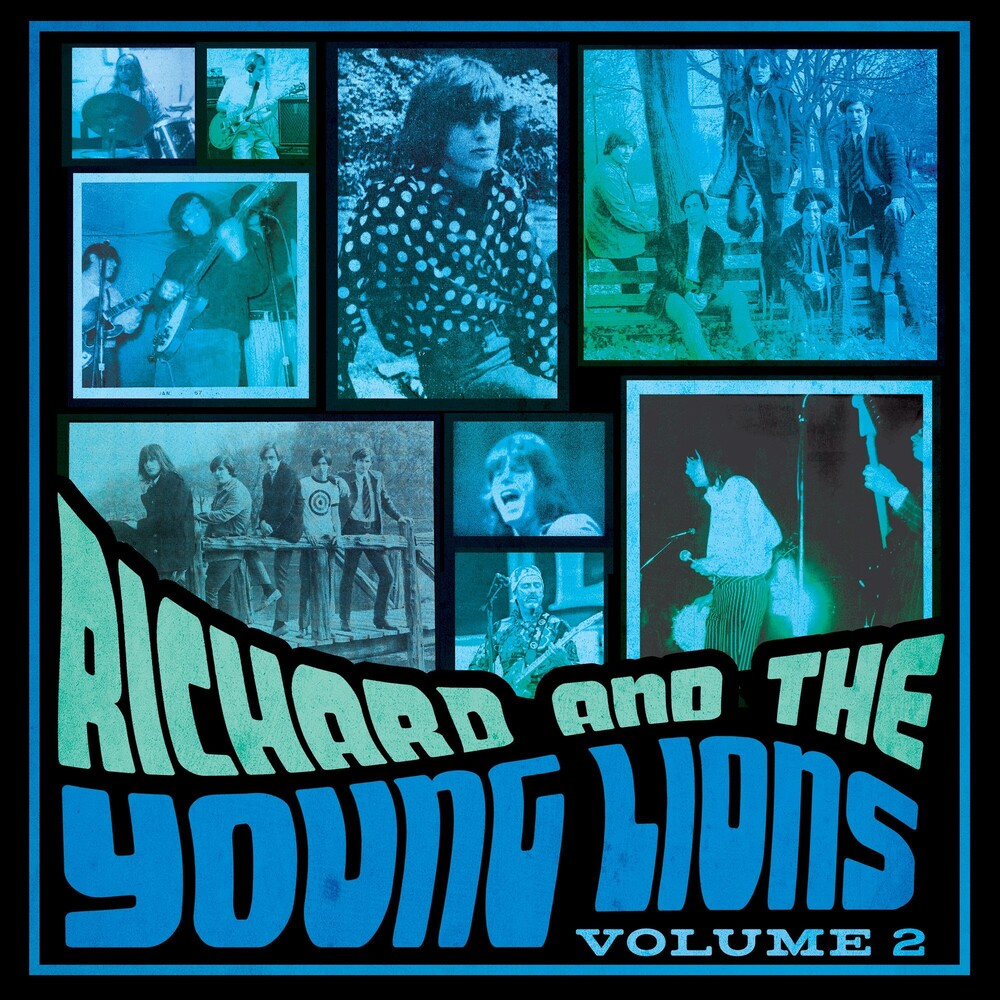 Richard & Young Lions - Volume 2