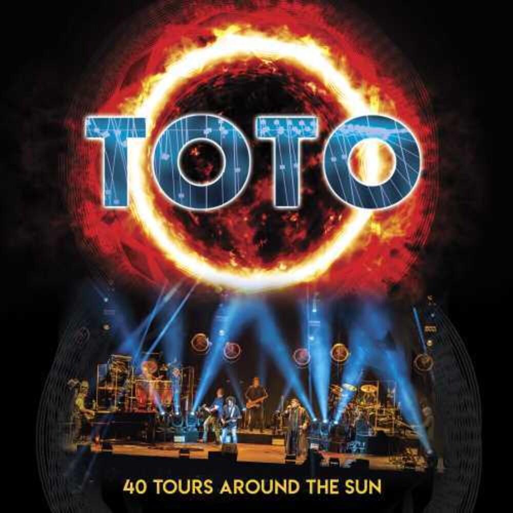 Toto - 40 Hours Around The Sun (Uk)