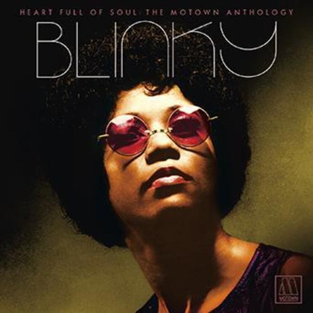 Blinky - Heart Full Of Soul - Motown Anthology [With Booklet] [Digipak]