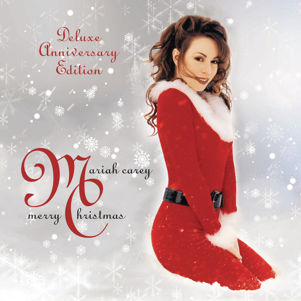 Mariah Carey - Merry Christmas: 25th Anniversary Edition [Deluxe]