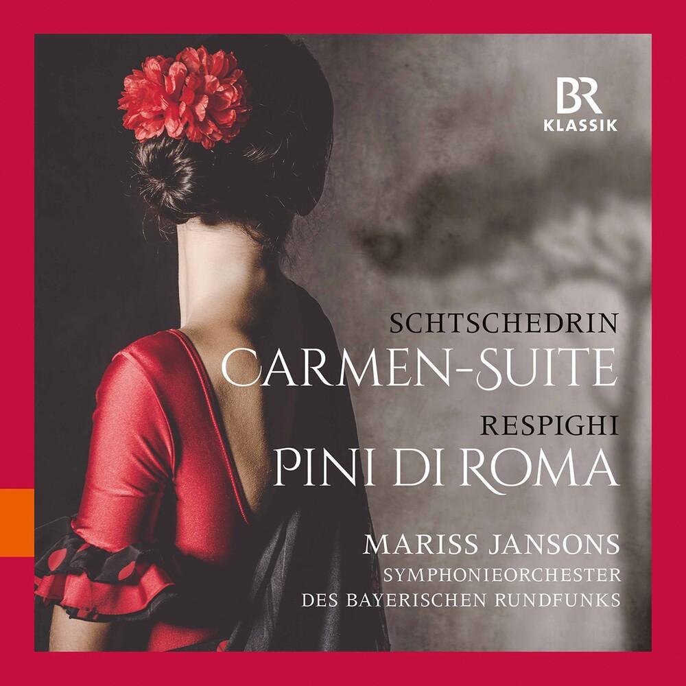 Bavarian Radio Symphony Orchestra - Carmen Suite / Pini Di Roma