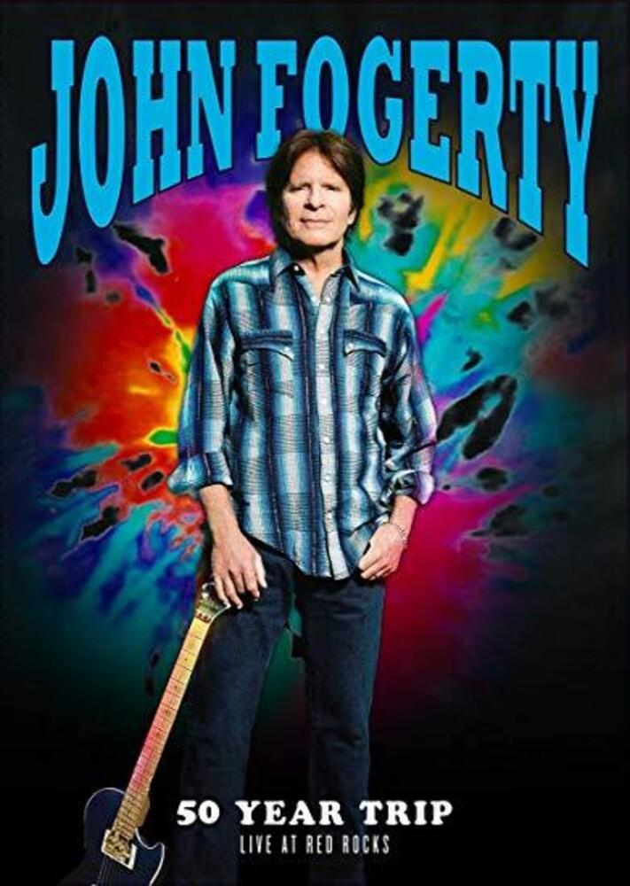 John Fogerty - 50 Year Trip: Live at Red Rocks [DVD]
