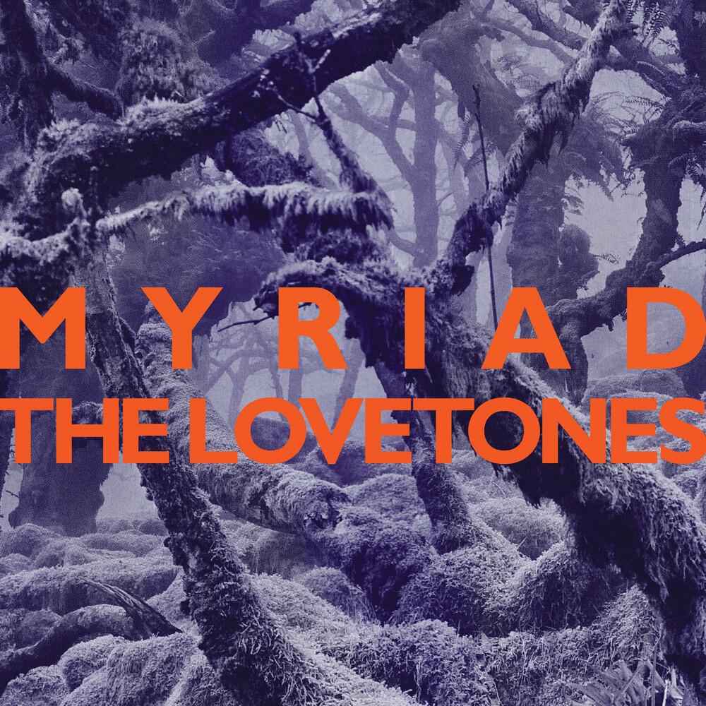 Lovetones - Myriad [Digipak]