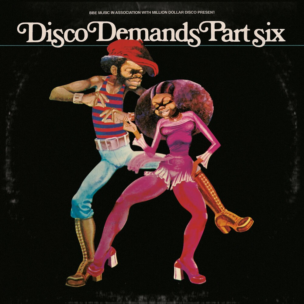 Al Kent - Disco Demands Part 6