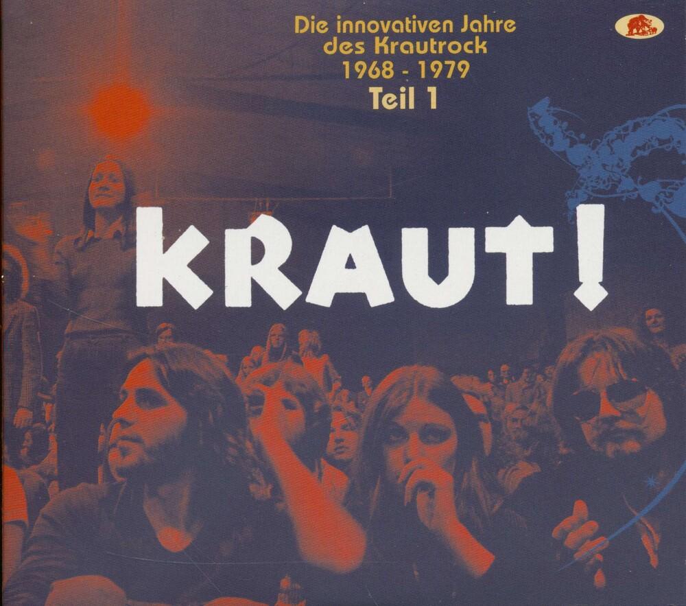 Teil 1 Kraut! Die Innovativen Jahre Des / Various - Teil 1 Kraut!: Die Innovativen Jahre Des Krautrock 1968-1979 (Various)