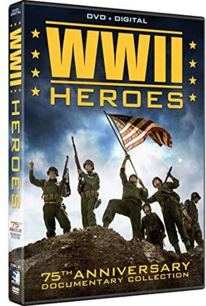 World War II Heroes: Documentary Collection - World War Ii Heroes: Documentary Collection (2pc)