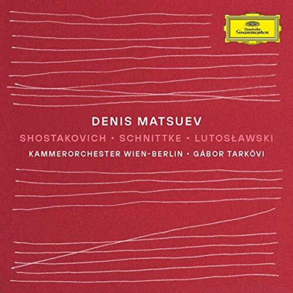 Shostakovich / Matsuev / Vienna-Berlin Chamber - Piano Concerto No 1