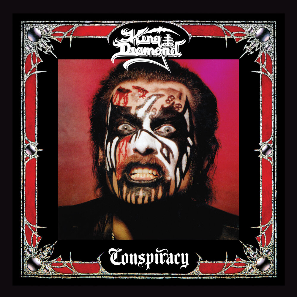 King Diamond - Conspiracy [Limited Edition Red & Black LP]