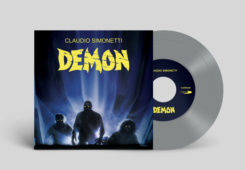 Claudio Simonetti Colv Ltd Slv - Demon (Colv) (Ltd) (Slv)