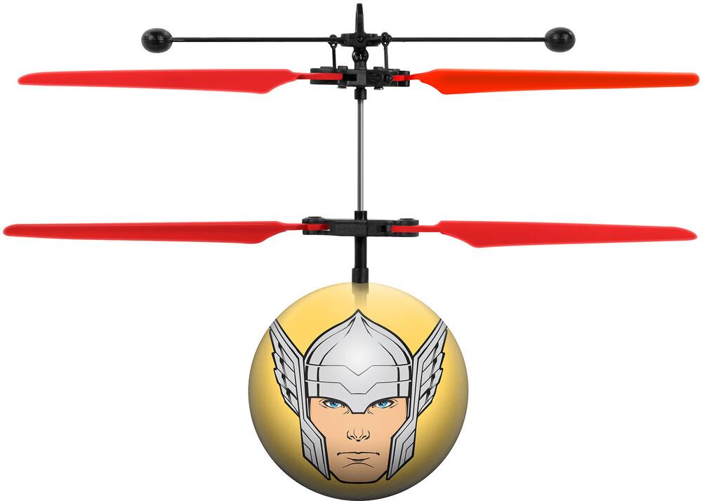 Ufo Flying Ball - Marvel Avengers Thor IR UFO Ball Helicopter (Marvel, Avengers, Thor)