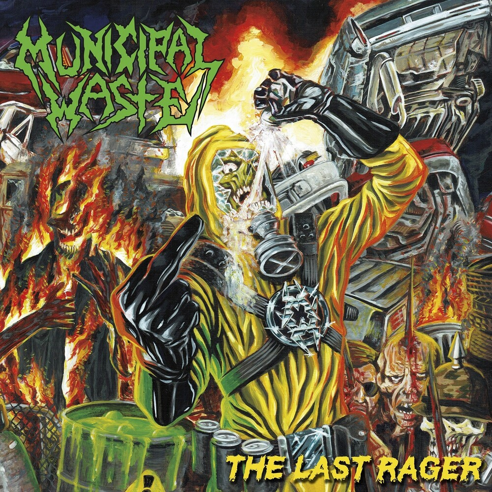 Municipal Waste - The Last Rager