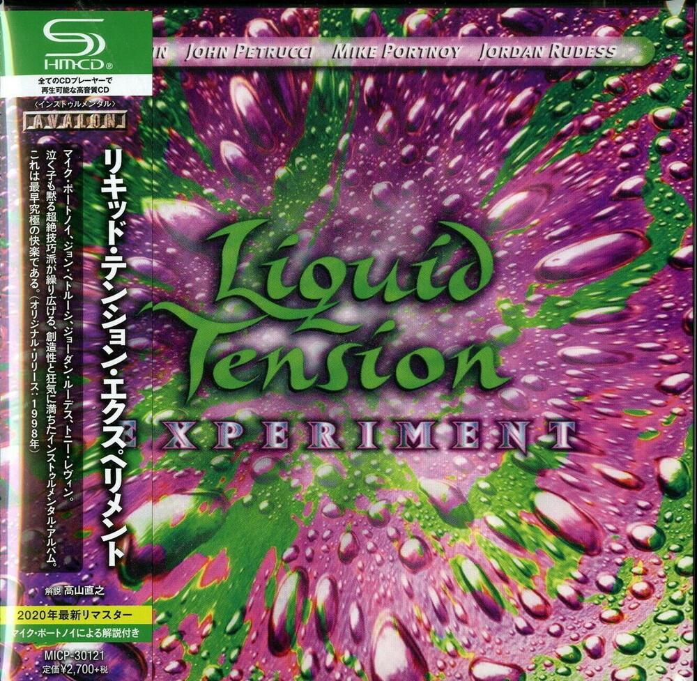 Liquid Tension Experiment - Liquid Tension Experiment (Jmlp) (Shm) (Jpn)