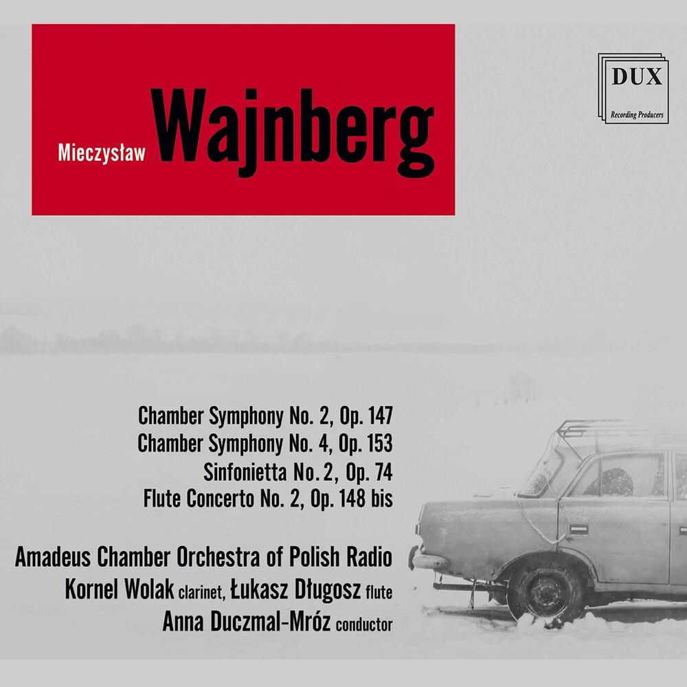 Amadeus Chamber Orchestra of Polish Radio - Chamber Symphonies 2 & 4